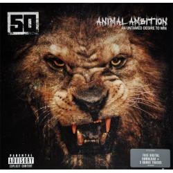 50 Cent ‎– Animal Ambition...