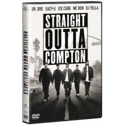 Straight Outta Compton DVD