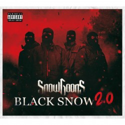 SNOWGOONS - BLACK SNOW 2.0 2CD