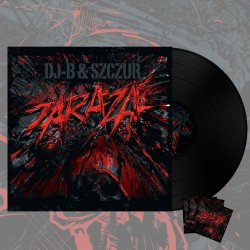 DJ B & Szczur - Zaraza LP